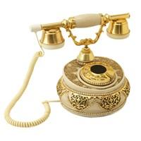 Villa Kemik Varaklı Zirkon Taşlı Telefon