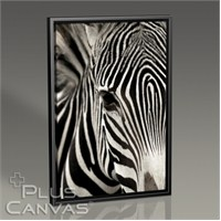 Pluscanvas - Zebra Tablo