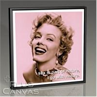 Pluscanvas - Marilyn Monroe - Sex Tablo