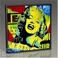 Pluscanvas - Marilyn Monroe - Que Sest İl Passe Tablo