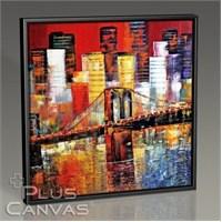 Pluscanvas - Brooklyn Bridge New York Tablo