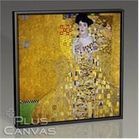 Pluscanvas - Gustav Klimt - Mrs Adele Bloch-Bauer 1907 Tablo