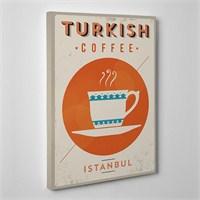 Tabloshop Turkish Coffee Kanvas Tablo