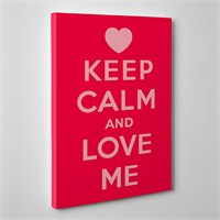 Tabloshop Love Me Kanvas Tablo