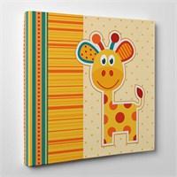 Tabloshop Sarı Zürafa Kanvas Tablo