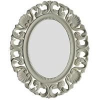Motifli Ayna 2013-904 Krem