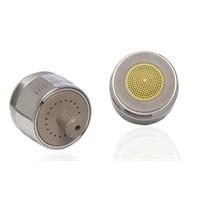 Zaman Ayarlı Tek Tuş Özel Su Tasarruf Perlatörü M24x1 (İç Dişli Musluk Bataryalarda)
