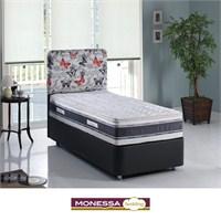 Monnessa Butterfly Black 100x200 Set