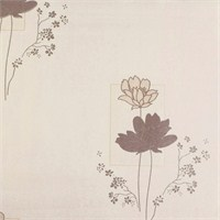 Gül Kahverengi Duvar Kağıdı