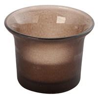 Cam Mumluk / Kahve Renk