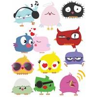 Çocuk Sticker Kcs51