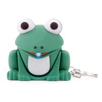 Led Anahtarlık Kurbağa