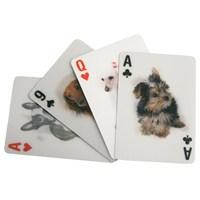 3D Köpek Oyun Kartı
