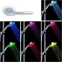 7 Renk Değiştiren Duş Başlığı