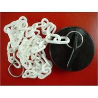 Yeni Özel Küvet Tapası Plastik Zincirli