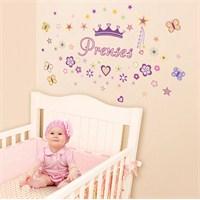 Bestasticker Prenses Yıldızları Sticker