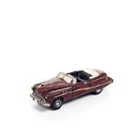 Klasik Üzeri Açık Kırmızı Model Araba