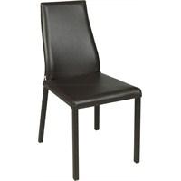 Filip-G 2 Adet Sandalye Siyah
