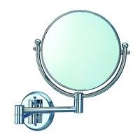 Hafele Ayna,Büyüteçli,Pirinç,Krom Kaplama Parlak