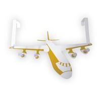 Uçak Şekilli Kapı Askısı 2