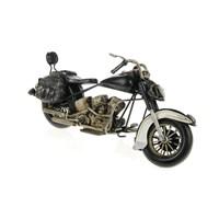 Metal Vintage Motorsiklet