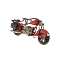 Metal Retro Motorsiklet