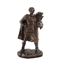 Great Alexander Figürlü Biblo