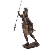 Savaşçı Figürlü Biblo