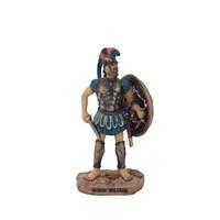 Yunan Asker Figürlü Biblo
