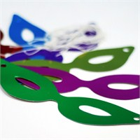 Act 6'Lı Karton Maske