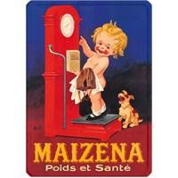 Metal Poster - Maızena Balance Auzolle 15X20cm