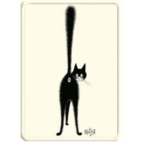 Metal Poster - Dubout 3 Oeıl 15X20cm.
