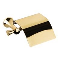 DUXXA Art Deluxe Kapaklı Kağıtlık Altın