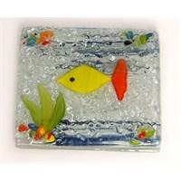 Balıklı Sanatsal Banyo Gideri