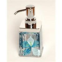 Figürlü Sulu Kare Lüx Sıvı Sabunluk-Dc94 (Asorti)