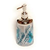 Figürlü Sulu Oval Lüx Sıvı Sabunluk-Dc31 (Asorti)