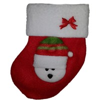 Kardan Adam Mini Hediyelik Çorap