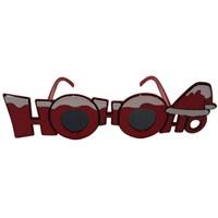 Ho Ho Ho Figürlü Şekilli Yeniyıl Gözlüğü