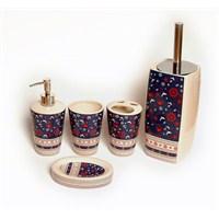 5 Li Seramik Banyo Seti-Denizci
