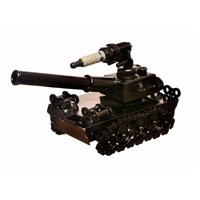 Decotown Metal Tank Biblo Yeni Model