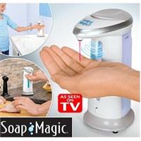 Sensörlü Sabunluk Soap Magic