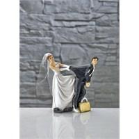 Dekoratif Gelin Damat Biblo