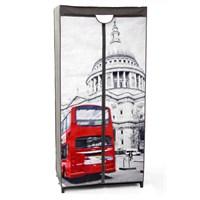 Rem London Bus Desenti Bez Dolap