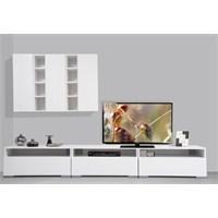 Kenyap Plus 813987 Diamond Tv Ünitesi Beyaz