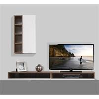 Kenyap Plus 814038 Diamond Tv Ünitesi Ceviz