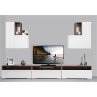 Kenyap Plus 813963 Diamond Tv Ünitesi Ceviz