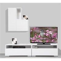 Kenyap Plus 813796 Diamond Tv Ünitesi Beyaz