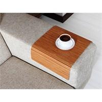 Esser - Koltuk Sehpası - Egzotik Bambu 30x50