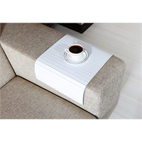 Esser - Koltuk Sehpası - Süper Beyaz 30x50