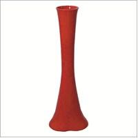 Kırılmaz Fil Ayağı 60 cm Kırmızı Vazo